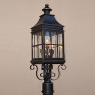 Lighting Innovations P2021 Exterior 6.9 Wide x 23.3 Tall Post Lamp