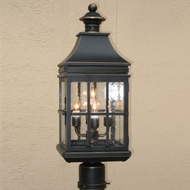 Lighting Innovations P2026 Outdoor 6.9  Wide x 19.6  Tall Post Lighting Fixture