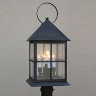 Lighting Innovations P2321 Outdoor 7  Wide x 16.3  Tall Lamp Post Light