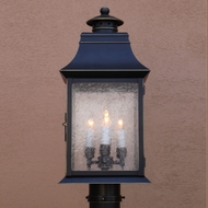 Lighting Innovations P2412 Outdoor 7.5  Wide x 18.3  Tall Post Lighting Fixture