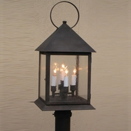 Lighting Innovations P2522 Outdoor 7  Wide x 16.3  Tall Lamp Post Light