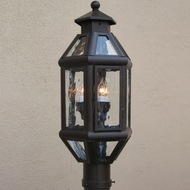 Lighting Innovations P9063 Exterior 11.6  Wide x 28.3  Tall Post Lamp