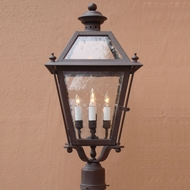 Lighting Innovations P9236 Exterior 8  Wide x 19  Tall Post Light Fixture