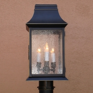 Lighting Innovations P9416 Outdoor 12  Wide x 17  Tall Post Lamp