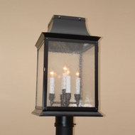 Lighting Innovations P9563 Outdoor 12.1  Wide x 22.4  Tall Post Light Fixture