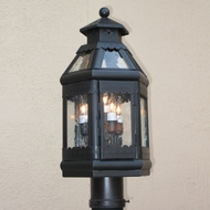 Lighting Innovations PBF9027 Exterior 11.6  Wide x 25.5  Tall Post Light Fixture