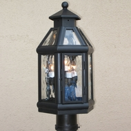 Lighting Innovations PBF9121 Outdoor 9  Wide x 20.5  Tall Post Light