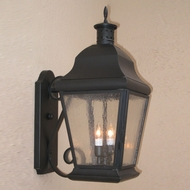 Lighting Innovations S5962 Exterior 8.5  Wide x 19.8  Tall Wall Sconce Light