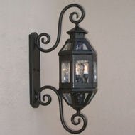Lighting Innovations SS9013 Outdoor 11.6 Wide x 37.5 Tall Light Sconce