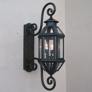 Lighting Innovations SS9106 Exterior 9 Wide x 29.5 Tall Wall Sconce Lighting