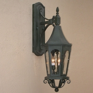 Lighting Innovations TC8051 Outdoor 8 Wide x 26.1 Tall Wall Sconce Lighting