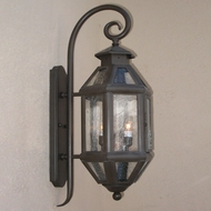 Lighting Innovations TH9102 Outdoor 9 Wide x 26.4 Tall Light Sconce