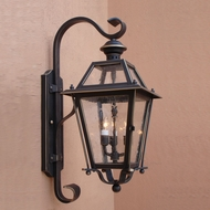 Lighting Innovations TH9201 Exterior 8 Wide x 19.5 Tall Wall Sconce Lighting