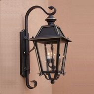 Lighting Innovations TH9304 Outdoor 14 Wide x 32.3 Tall Wall Lamp