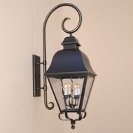 Lighting Innovations TH9710 Outdoor 7.3  Wide x 22  Tall Wall Sconce