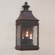 Lighting Innovations WB1145 Exterior 5.6 Wide x 14.1 Tall Wall Light Sconce