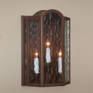 Lighting Innovations WB1680 Exterior 6 Wide x 8.3 Tall Wall Lighting Sconce