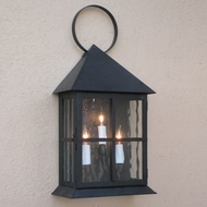 Lighting Innovations WB2313 Outdoor 10  Wide x 20.5  Tall Wall Lighting Sconce
