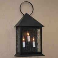 Lighting Innovations WB2512 Outdoor 7  Wide x 14  Tall Wall Sconce