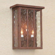Lighting Innovations WB4212 Exterior 9 Wide x 12 Tall Wall Mounted Lamp