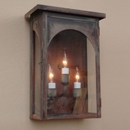 Lighting Innovations WB4312 Exterior 9 Wide x 12 Tall Wall Sconce Light