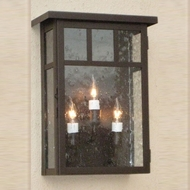 Lighting Innovations WB4401 Exterior 5 Wide x 6 Tall Wall Lamp