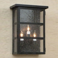 Lighting Innovations WB4531 Outdoor 7 Wide x 10 Tall Lamp Sconce