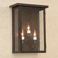 Lighting Innovations WB4733 Outdoor 11 Wide x 14 Tall Wall Mounted Lamp