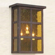 Lighting Innovations WB4831 Outdoor 7 Wide x 10 Tall Wall Lighting Fixture