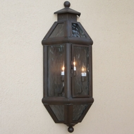 Lighting Innovations WB9126 Exterior 9 Wide x 21 Tall Wall Sconce Light