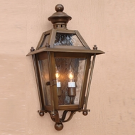 Lighting Innovations WB9229 Outdoor 14 Wide x 27 Tall Wall Light Sconce
