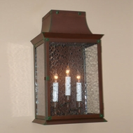 Lighting Innovations WB9533 Outdoor 12.1 Wide x 20.4 Tall Light Sconce