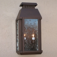 Lighting Innovations WB9621 Outdoor 7.1 Wide x 15.9 Tall Wall Lamp