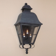 Lighting Innovations WB9834 Exterior 14.9  Wide x 31.5  Tall Wall Sconce