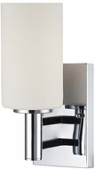 Lite Source 16551CFRO Jerrell Contemporary 11  Tall Wall Lamp