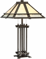 Lite Source C41402 Hyden Contemporary Dark Bronze Lighting Table Lamp