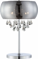 Lite Source EL-30064 13.5  Wide Halogen Table Top Lamp