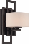 Lite Source LS-16524 Adalyn Contemporary Dark Bronze Halogen Wall Lighting