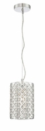 Lite Source LS-18641 Tosca Modern Chrome Mini Pendant Lighting