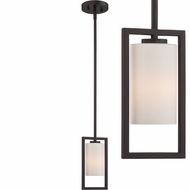 Lite Source LS-19523 Adalyn Contemporary Dark Bronze Mini Lighting Pendant