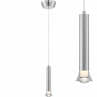 Lite Source LS-19530 Divina Modern Chrome LED Mini Hanging Lamp