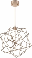 Lite Source LS-19855 Modern French Gold LED Drop Lighting Fixture