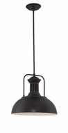 Lite Source LS-19922D-BRZ Efren Vintage Dark Bronze Lighting Pendant