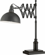 Lite Source LS-22280 Armstrong Modern Dark Bronze Fluorescent Desk Lamp