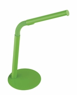 Lite Source LS-22339-L-GRN Biagio Modern Green LED Reading Lamp