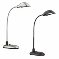 Lite Source LS-22393 Ettore Modern 19  Tall LED Task Lighting