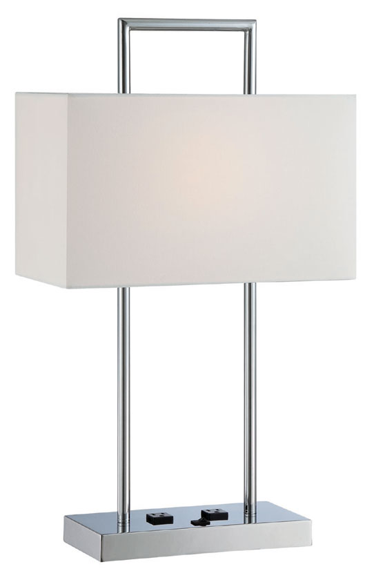 Lite source ls 22473 jaymes contemporary chrome finish 15 wide lite source ls 22473 jaymes contemporary chrome finish 15nbsp wide lighting table lamp loading zoom aloadofball Images