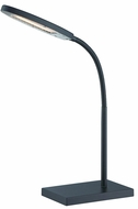 Lite Source LS-22488BLK Kairi Contemporary Black LED Side Table Lamp