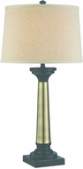 Lite Source LS-22492 Peyton Dark Bronze Table Lamp