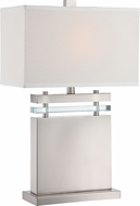 Lite Source LS-22544 Draco 16 Wide Side Table Lamp